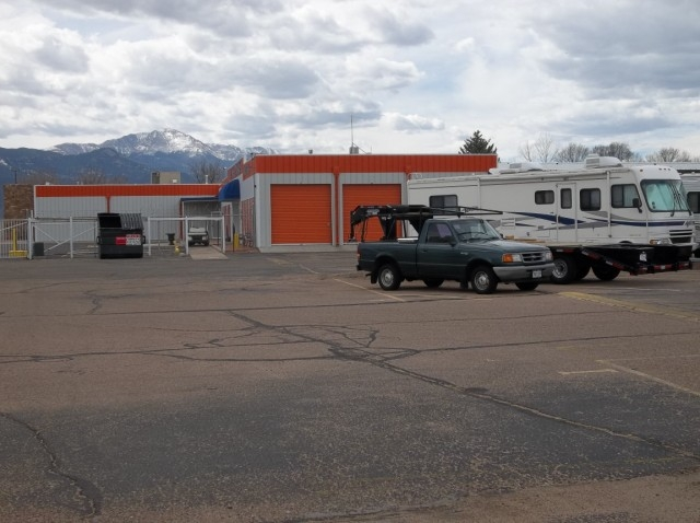 Peterson Afb Co Self Storage And Moving