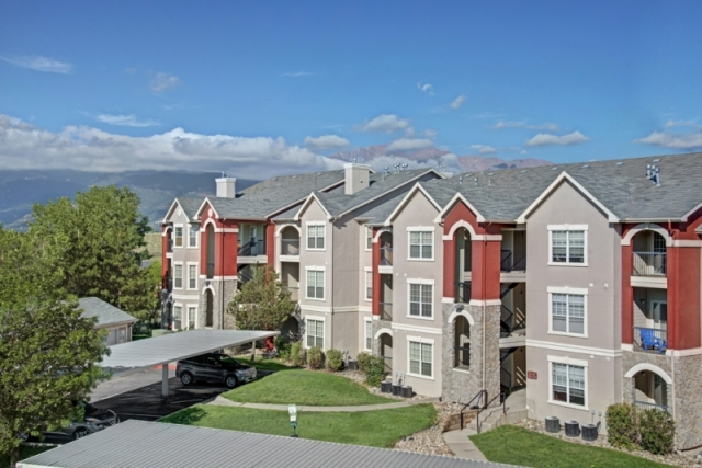 Fort Carson Co Apartments