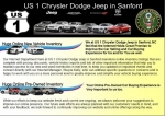 US1 Chrysler Dodge Jeep Ram