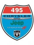 495 CHRYSLER JEEP DODGE RAM