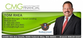 CMG Financial, Thomas Rhea NMLS #6335