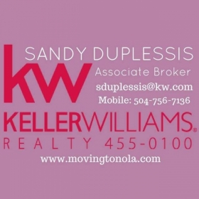 Keller Williams Realty/Sandy Duplessis