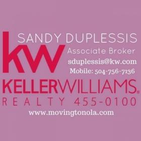 Keller Williams Realty/Sandy Duplessis