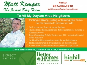 Matt Kemper, The Jamie Day Team BH&G