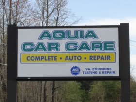 Aquia Car Care Center