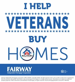 Kevin Collman Branch Manager Military Loan Specialist with Fairway Independent Mortgage NMLS# 1195718