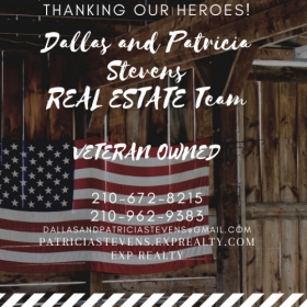 DALLAS AND PATRICIA STEVENS REAL ESTATE TEAM
